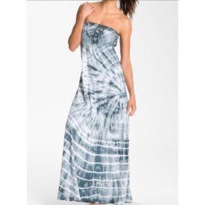 Hard Tail Tye Dye Maxi Dress